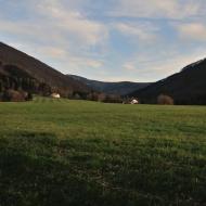 Beskydy - směrem na Tanečnici