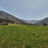 Beskydy - Tanečnice a Čertův mlýn