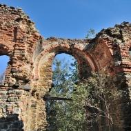 Břístevská hůra - zřícenina kaple