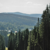 Cestou na Čertovo jezero
