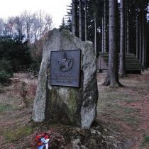 Fryšavský kopec - památník partyzánů