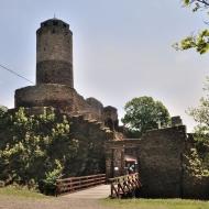 Zřícenina hradu Hasištejn