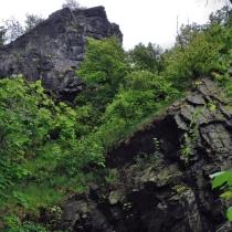 Skaliska pod hradištěm Zámka