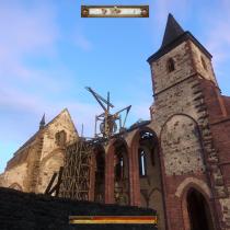 Kingdom Come: Deliverance - klášter Sázava
