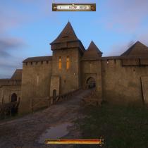 Kingdom Come: Deliverance - Rataje nad Sázavou - horní hrad