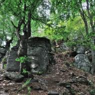Kremnické vrchy - Velestúr