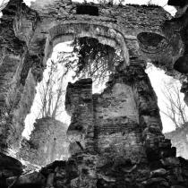 Ruiny kaple svaté Máří Magdaleny v PR Malý Blaník