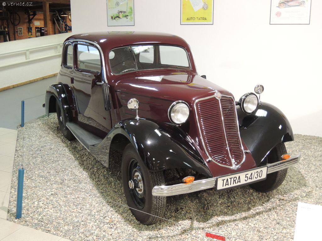 Muzeum Tatra v Kopřivnici