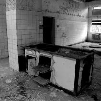 Opuštěná sovětská základna