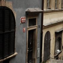 Pražská ulička - Zámecké schody