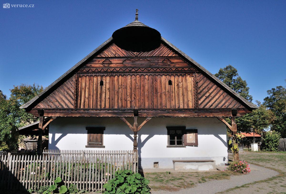 Polabské národopisné muzeum - skanzen Přerov nad Labem