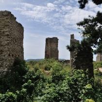 zřícenina hradu Starý Jičín