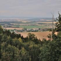 Strážný vrch - rozhledna