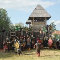 Svatobor 2011 - dobývání