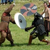 Svatobor 2011 - souboje