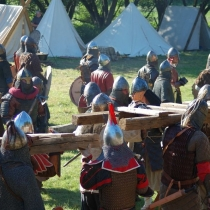 Svatobor 2012 – středověký festival Vikingů a Slovanů