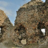 Zřícenina hradu Týřov