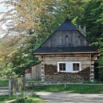 Mlýnská dolina - Obytný dům z Trojanovic