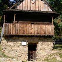 Valašská dědina - Komora ze Seninky