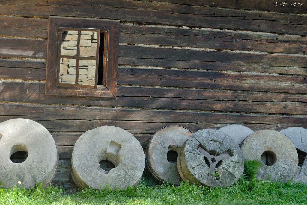 Valašské muzeum v přírodě - Mlýnská dolina