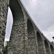 Viadukt v Novině (Kryštofovo údolí)