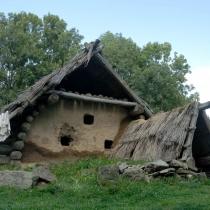 skanzen Villa Nova