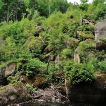 Vodopády na Černé Desné