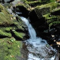 Vrchlické vodopády u Kutné Hory