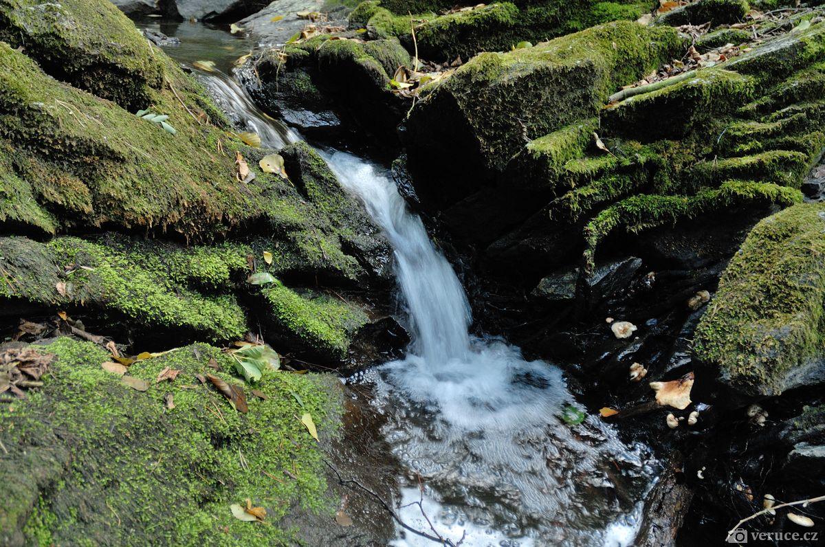 Vrchlické vodopády