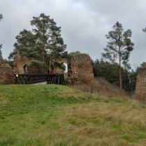 Vrškamýk - zřícenina hradu