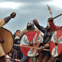Wolin - XX. ročník středověkého festivalu Slovanů a Vikingů