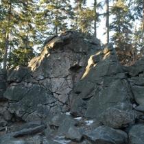 Z Herálce na Devět skal