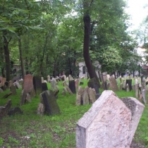 židovský hřbitov Praha