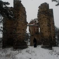 Zřícenina kaple