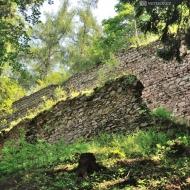 Zřícenina hradu Perštejn