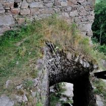 Zřícenina hradu Zub(r)štejn