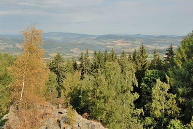 Rozhledna Mařský vrch